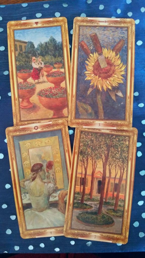 Tarot - Impressionist